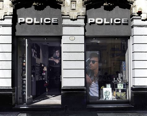 FIRST STORE DEDICATED TO THE POLICE LIFESTYLE OPENS IN