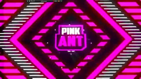 PinkAnt Full Intro Song (ItaloBrothers - My Life Is A
