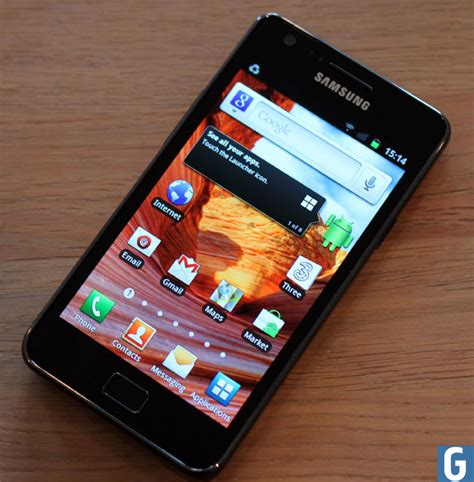 Samsung Galaxy S2 Review (S II)