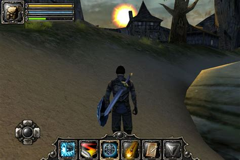 Highly Rated iOS Role-Playing Game 'Aralon' is Free for
