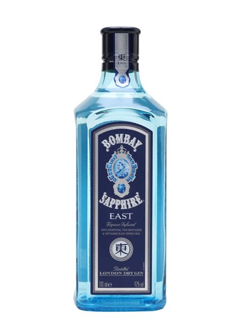 Bombay Sapphire East Dry Gin 70cl : Buy from The Whisky