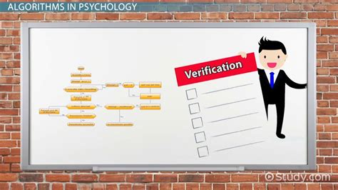 How Algorithms are Used in Psychology - Video & Lesson