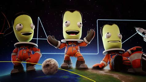 Kerbal Space Program: Making History Review - Shoot For