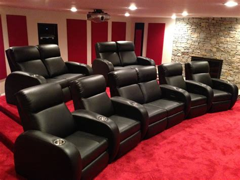 Residential Solutions - Custom Home Theater in Madison, CT