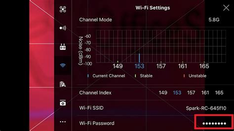 HOW TO: Reset the Spark remote controller Wi-Fi password