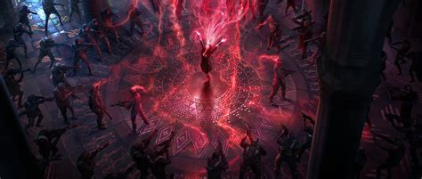 """Concept Art for """"Avengers: Age of Ultron"""" on Behance"""