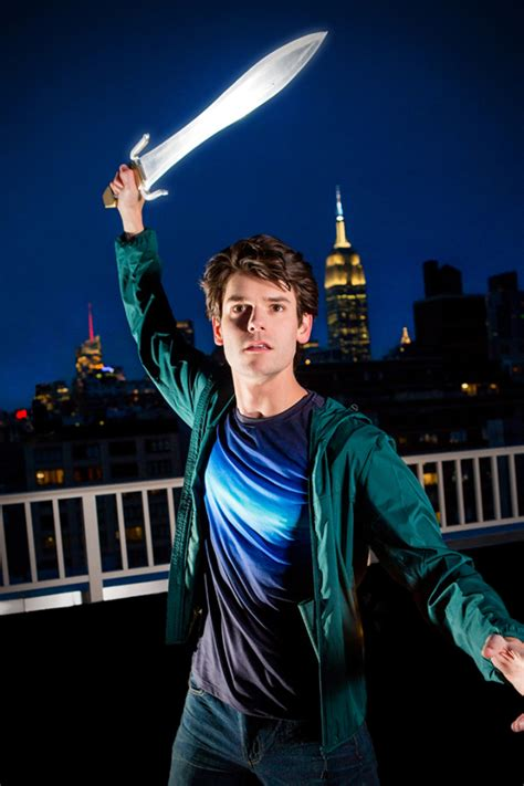 The Lightning Thief Completes the Cast for Its National