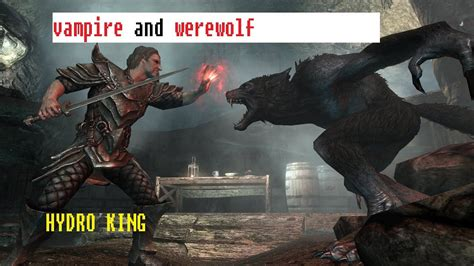 SKYRIM: Dawnguard how to become a VAMPIRE LORD and