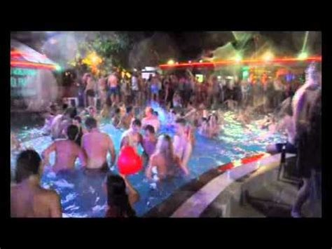 POOL PARTY THAILAND, KOH PHANGAN 2013 MARCH PART 1 - YouTube