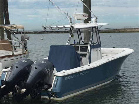2013 Southport 27 Center Console Power Boat For Sale - www