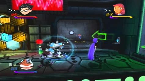 Teen Titans (USA) ROM / ISO Download for PlayStation 2