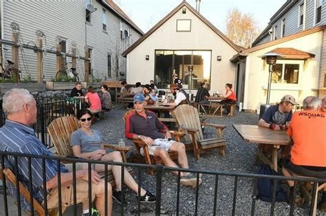 Best outdoor dining in Buffalo: 10 great restaurants to