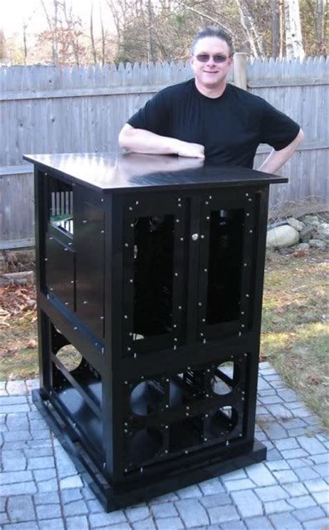 The 161lbs computer case