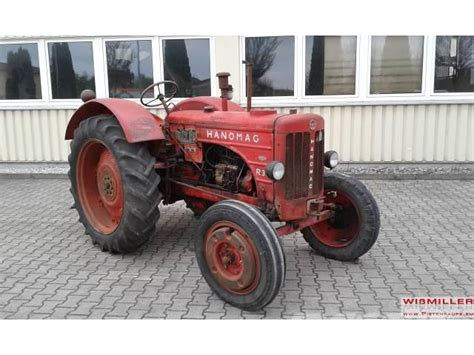 Used Hanomag R35 tractors Year: 1956 Price: $9,309 for