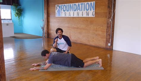 4 Quick & Effective Exercises from Johnny Gannon, Eric
