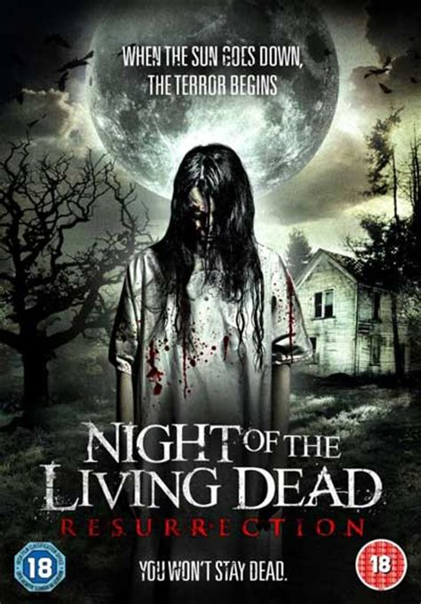 Film Review: Night Of The Living Dead: Resurrection (2012
