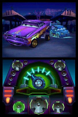 Cars (DS) Game Profile   News, Reviews, Videos & Screenshots
