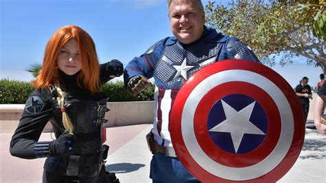 See the best Marvel Avengers cosplay from San Diego Comic