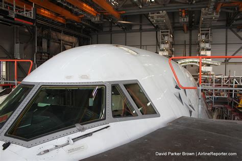 Lufthansa Technik: Where Airplanes Go To Get A New Lease
