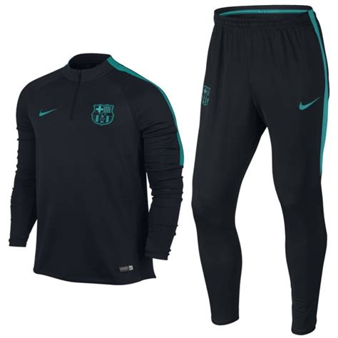 FC Barcelona UCL training technical tracksuit 2016/17