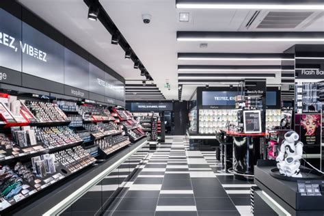 » Sephora Flash by Intangibles, Paris – France