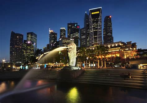 Merlion Park - Places in Singapore - World Top Top