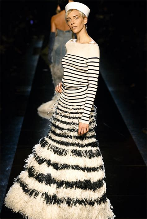 The Fashion World of Jean Paul Gaultier: From the Sidewalk