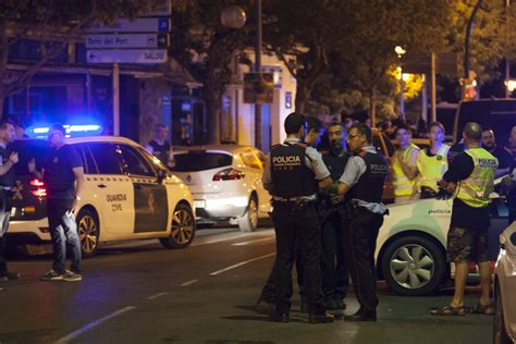 Three of the four suspects were shot dead in Cambrils
