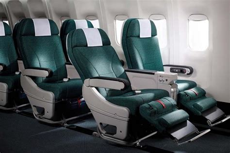 What do you get in premium economy: is it worth paying
