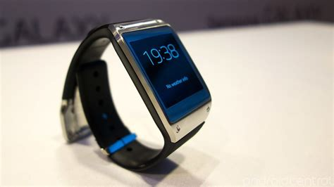 The Samsung Galaxy Gear smartwatch is official | Android