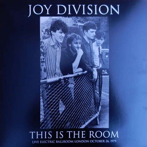 This is the room: live at the electric ballroom 1979 von