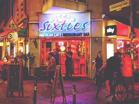 """Back to """"The Sixties"""": Zu Besuch im American Diner in"""