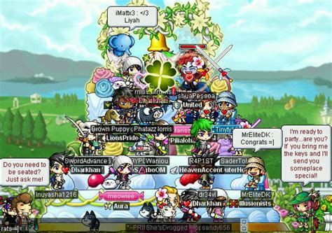 Fluxzy's Blog: Game Review - Maplestory