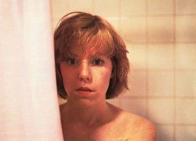 Adrienne King Has A Silent Night, Bloody Night