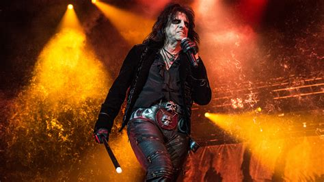 """Alice Cooper on Being a Rock """"Scourge,"""" Singing Songs From"""