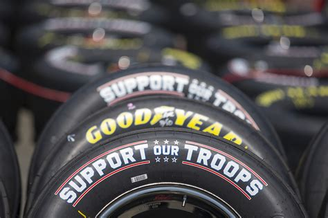 Goodyear Tires - Official Tire of NASCAR