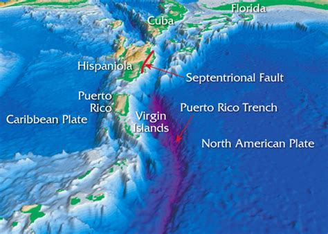 Tsunamis in the Caribbean? It's Possible