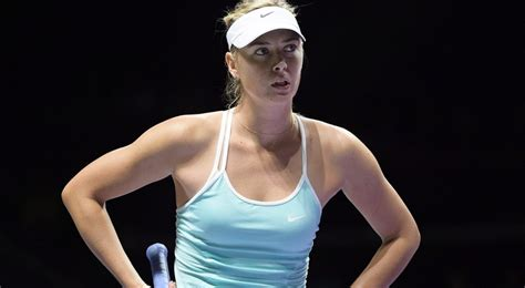 Maria Sharapova out of Rogers Cup, Canada's Andreescu in