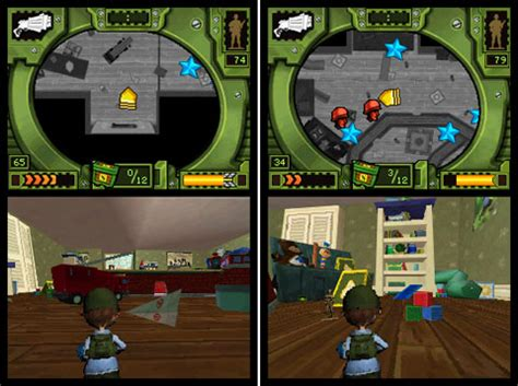 Army Men Soldiers of Misfortune DS ROM – isoroms