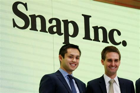 Who are Evan Spiegel and Bobby Murphy? Net worth and facts
