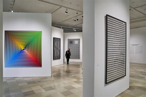 Exhibition Victor Vasarely In the Labyrinth of Modernism
