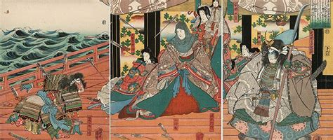 Five Japanese Emperors   Nippon