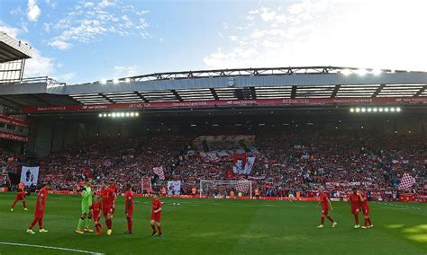 Leave no seat empty for Anfield clash with Arsenal