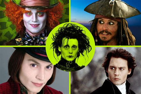 Johnny Depp Movies Ranked From Worst to Best