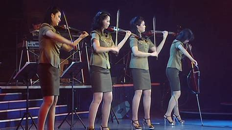 Moranbong Band - On the road to a decisive battle (결전의 길로