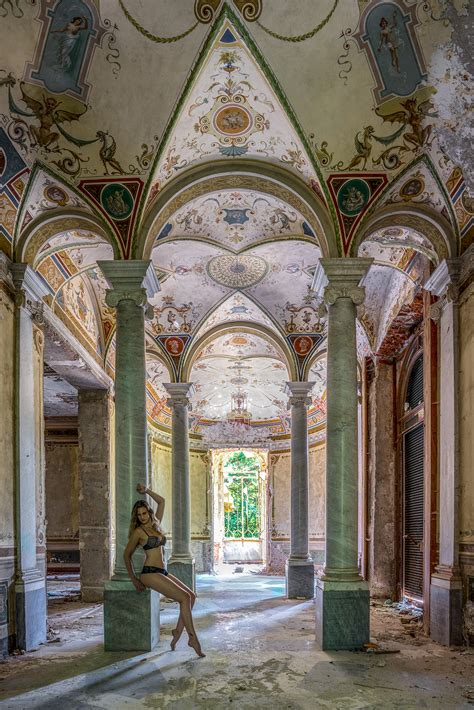 Villa minetta - Abandoned Beauty Pictures, photography Wil