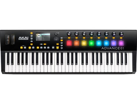 Akai Pro Advance 61 Reviews & Prices | Equipboard®
