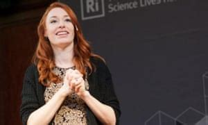 Dr Hannah Fry: the mathematical models that underpin our
